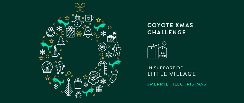 Coyote Xmas Challenge In support of Little Village